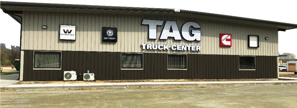 Missouri Freightliner Dealership Tag Truck Center